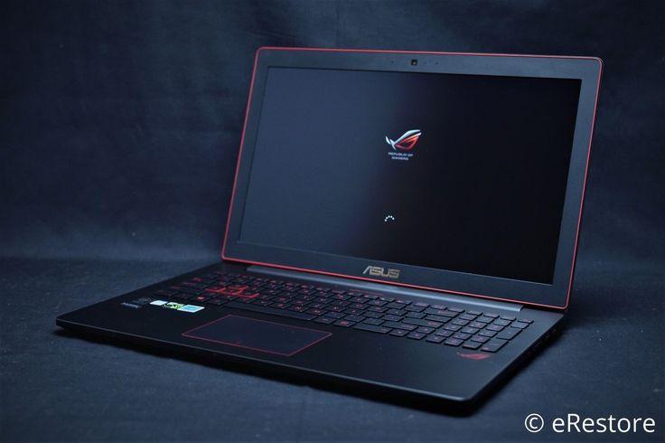 "ASUS ROG G501JW 15.6"" Gaming notebook i7-4750HQ 1TB 8GB RAM Windows 10 GTX 960m"