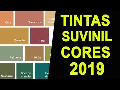 Cores tendencia 2019 paredes externas