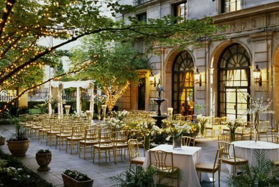 Outdoor Wedding Venues Washington State: St. Regis Washington DC #venueideas