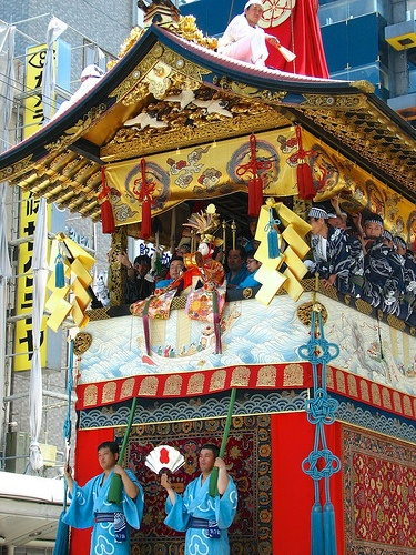 Gion Festival 祇園祭