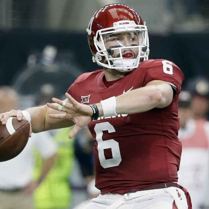 Baker Mayfield Awarded 2017 Heisman Trophy: Voting Results, Comments, Reaction  ||  Oklahoma quarterback Baker Mayfield was awarded the  Heisman Trophy  on Saturday night in New York City, beating out Stanford running back Bryce Love and Louisville quarterback Lamar Jackson... http://bleacherreport.com/articles/2747686-baker-mayfield-awarded-2017-heisman-trophy-voting-results-comments-reaction?utm_campaign=crowdfire&utm_content=crowdfire&utm_medium=social&utm_source=pinterest