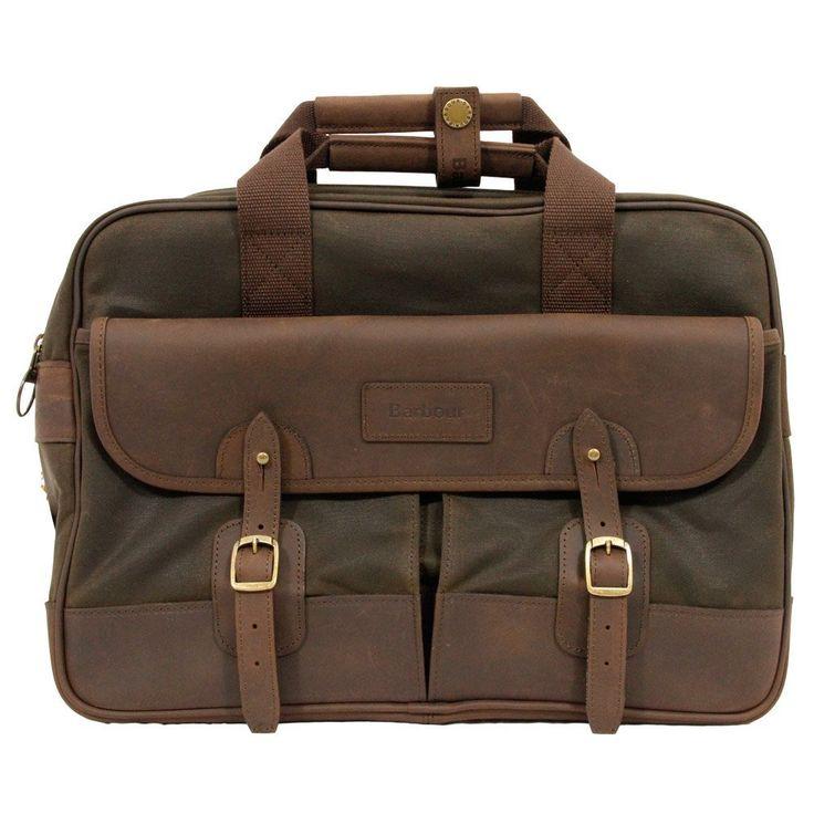 Barbour Mizzen Briefcase
