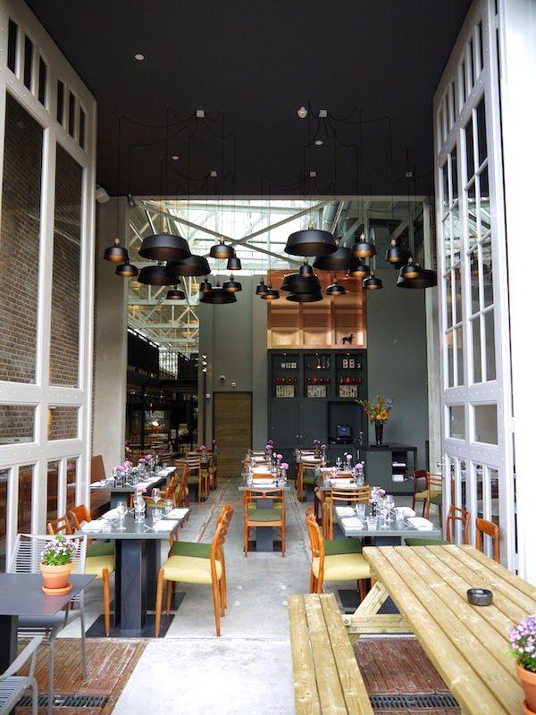 Restaurant Remise47 at Hotel De Hallen