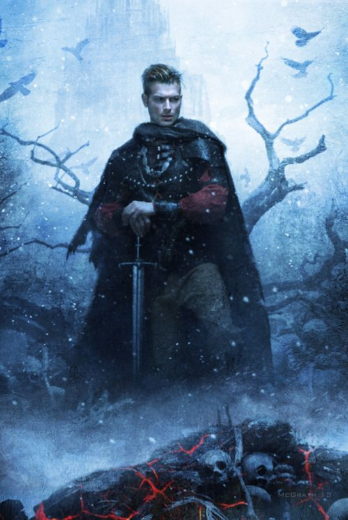 Jalan Kendeth :: Prince of Fools :: Mark Lawrence :: by Chris McGrath