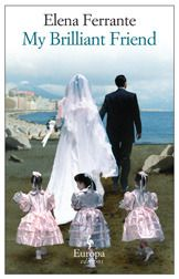 My Brilliant Friend by Elena Ferrante: In impoverished 1950's Naples, where codes about gender and status dominate life, two girls play together, excel in school, wrestle with puberty, and discover the power of feminine wiles. Written in lovely italianate prose, this is a delightful portrait of female friendship - Amy Henry, aka Amy Cabernet Quilts.