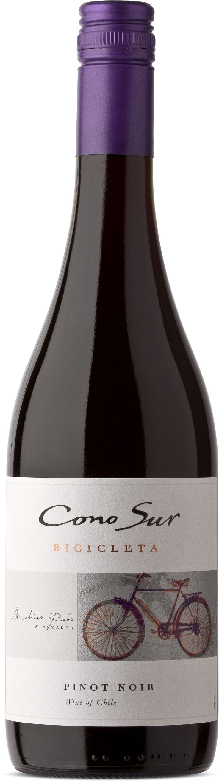 Wine Spectator Wine of the Day  Cono Sur Bicicleta Pinot Noir 2011  wine / vinho / vino mxm