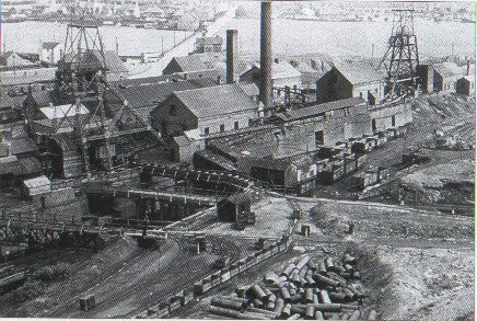 Walsall Wood Colliery