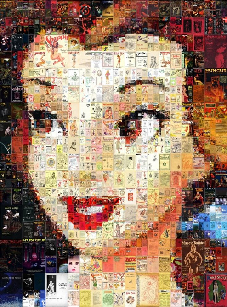 Belle Mosaic by Cornejo-Sanchez on deviantART