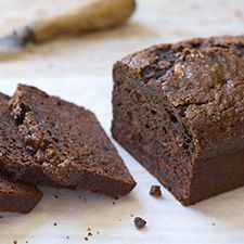 Double Chocolate Zhcchini Bread - King ARthur Flour