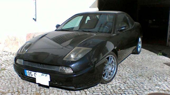 Fiat Coupé 16v turbo preços usados