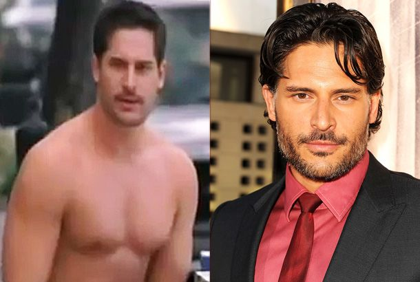 Joe Manganiello, Then and Now