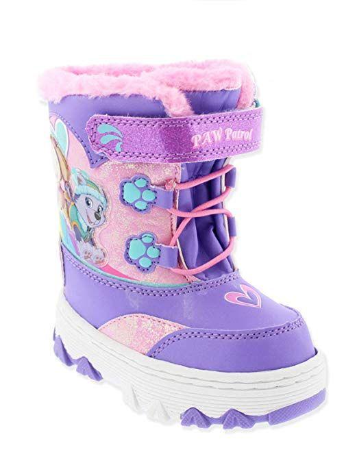Girl's Paw Patrol Snow Boot (Toddler