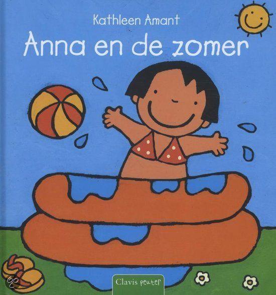 Anna en de zomer | kathleen amant