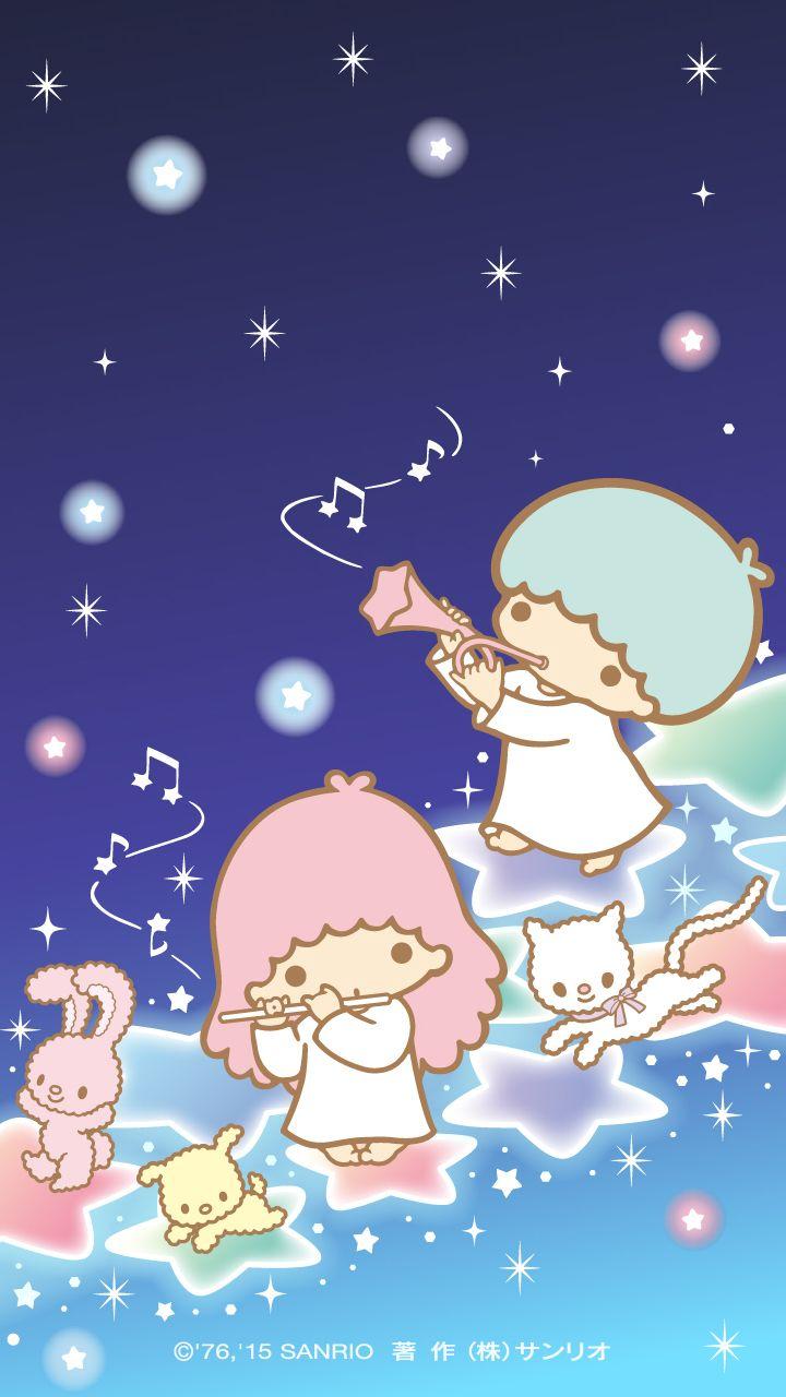 【2017.01】★Wallpaper ★ #LittleTwinStars