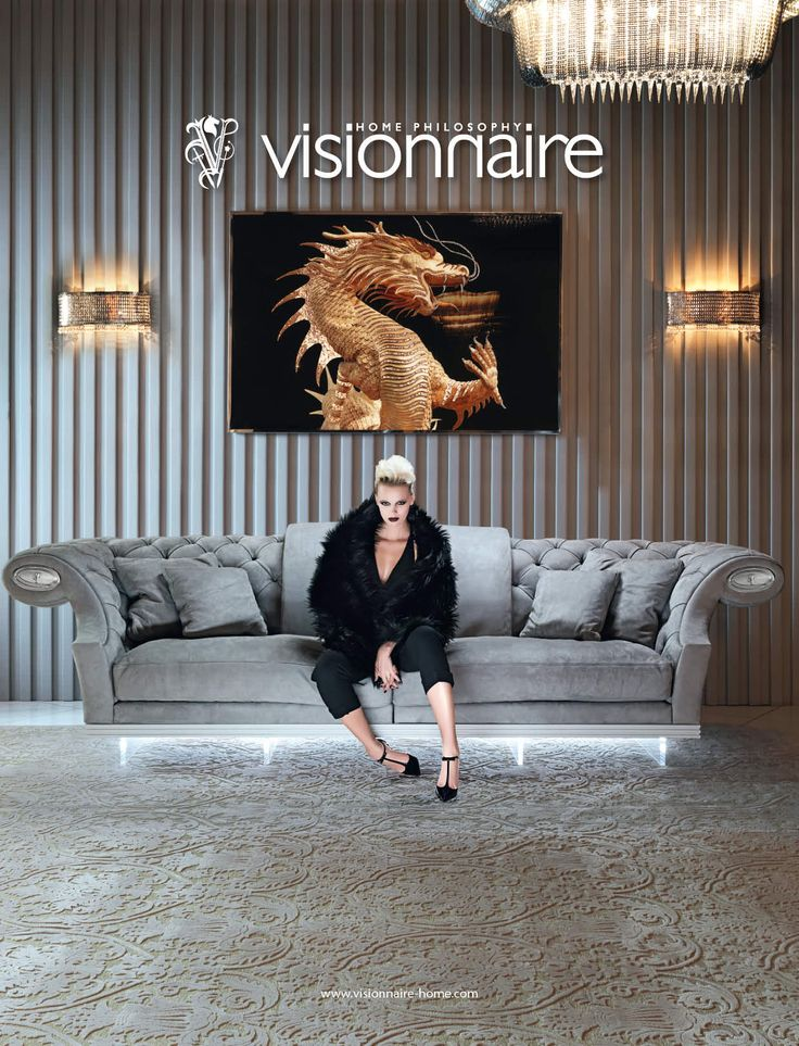 Visionnaire New ADV Campaign 2013/2014 - Single page