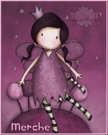 purple Gorjuss | que tengan un lindo dia, les mando un fuerte abrazo y un besito ...