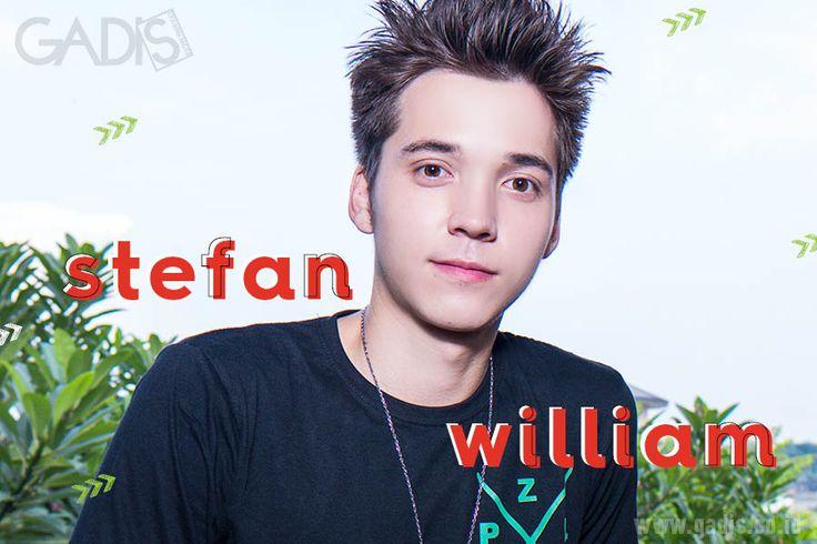 Si ganteng Stefan William!