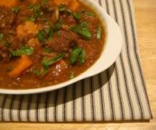 Recipe Beef and Red Wine Stew by Bianca - Recipe of category Main dishes - meat