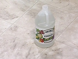 It doesn't have to be a harmful chemical to work.  I get the cleanest windows using Vinegar and water and newspaper!  Just like grandma used to do.   Here are some other uses for Vinegar.