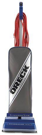 8. Oreck Commercial XL2100RHS 8 Pound Commercial Upright Vacuum, Blue