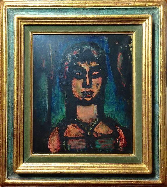 Obra pictòrica George Rouault restaurada