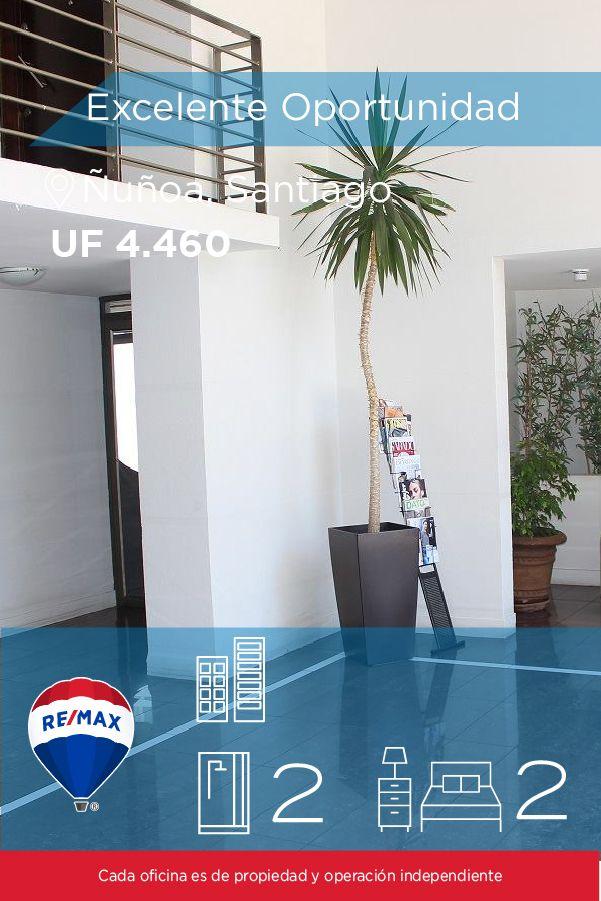 [#Departamento en #Venta] - Excelente oportunidad para vivir o invertir en Ñuñoa 🛏: 2 🚿: 2 🚘:2 👉🏼 http://www.remax.cl/1028046022-2 #propiedades #inmuebles #bienesraices #bienesraiceschile #inmobiliaria #agenteinmobiliario #exclusividad #asesores #construcción #vivienda #realestate #invertir #REMAX #Broker #inversionistas #arquitectos #venta #arriendo #casa #departamento #oficina #chile