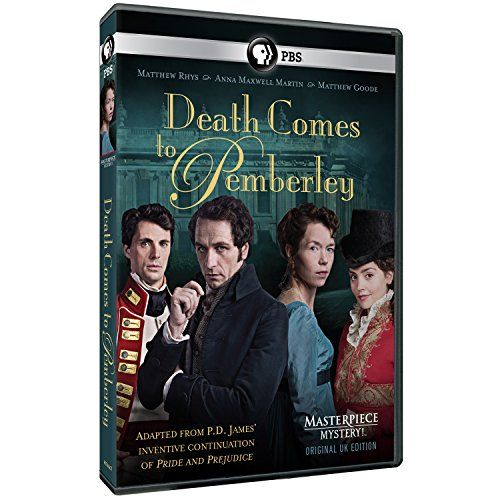 Masterpiece: Death Comes to Pemberley DVD on Amazon