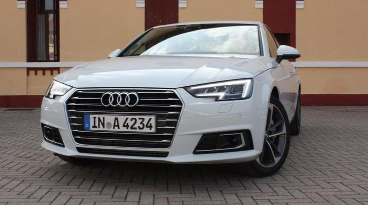 2017 Audi A4 Interior, Price, Review, Specs