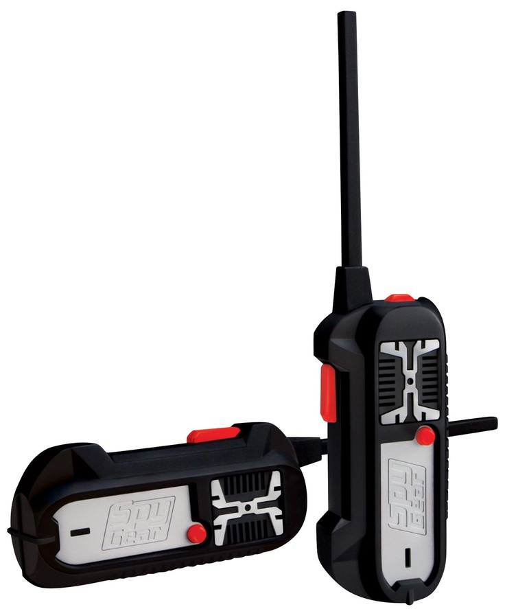 Spy Gear Walkie Talkies - Free Shipping  Precio: $14.03