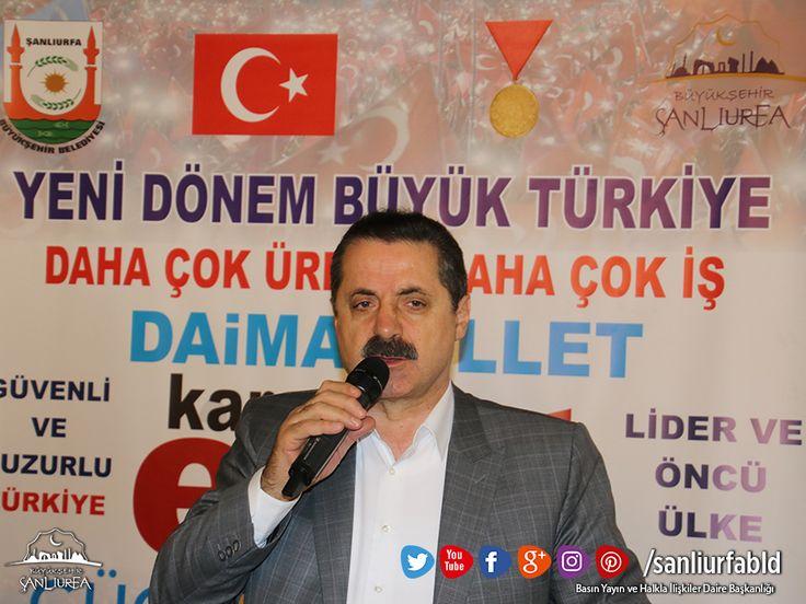 Gıda Tarım ve Hayvancılık Bakanı Faruk Çelik, Büyükşehir Belediyemizin düzenlemiş olduğu Merkez ilçe Muhtarları istişare ve değerlendirme toplantısına katıldı.