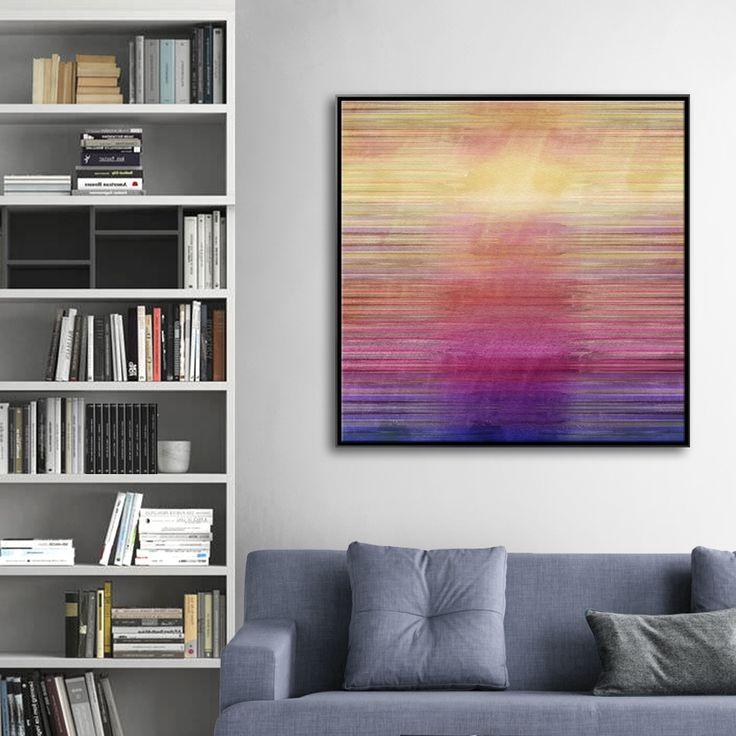 SUNSET MIXGALLERY abstract ,wallart,canvas,canvas print,home decor, wall,framed prints,framed canvas,artwork,art