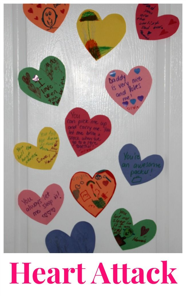Heart Attack Act of Kindness Activity! - LOVE this!!!!