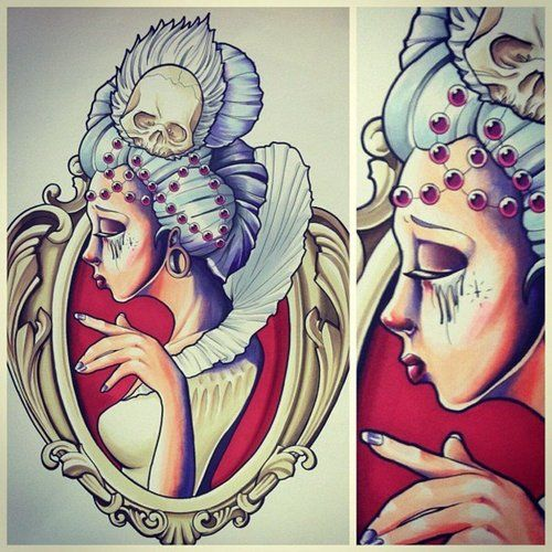 49 Best Images About Tattoo Flash On Pinterest