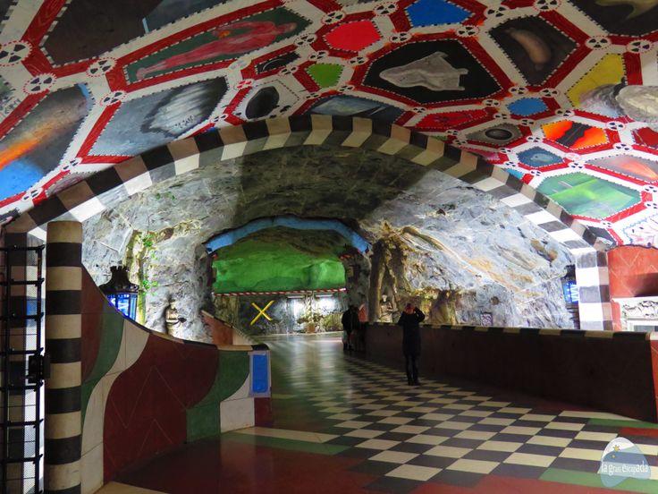 Estocolmo underground