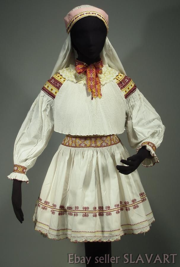 — slovak-folk-costumes: Zliechov village, Považie...