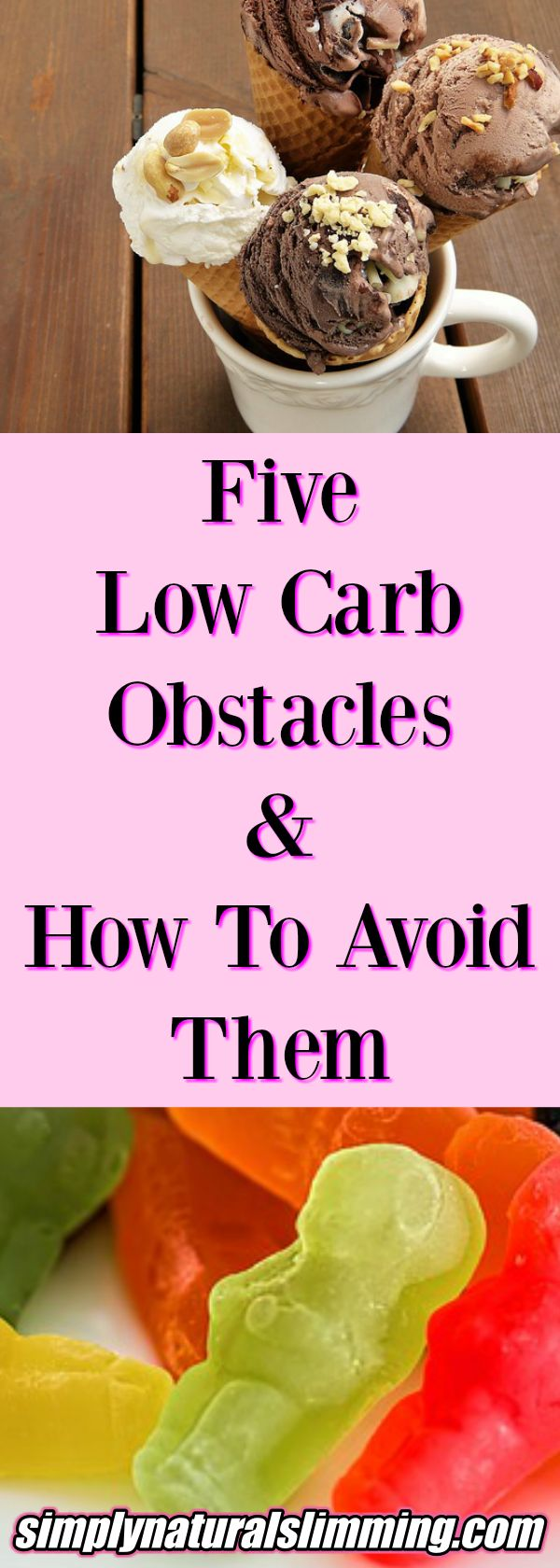 How to start a low carb diet without the usual setbacks. Make your low carb journey easier with these five quick tips.