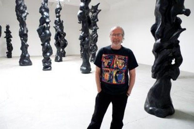 A collection of paintings and sculptures by Malibu local Herb Alpert will be on display from May 4 until June 8 at the Robert Berman Gallery in the Bergamot Station