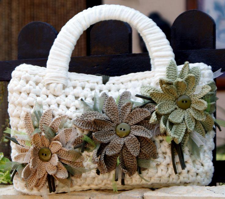 borsa uncinetto / crochet bag / bolsa croche
