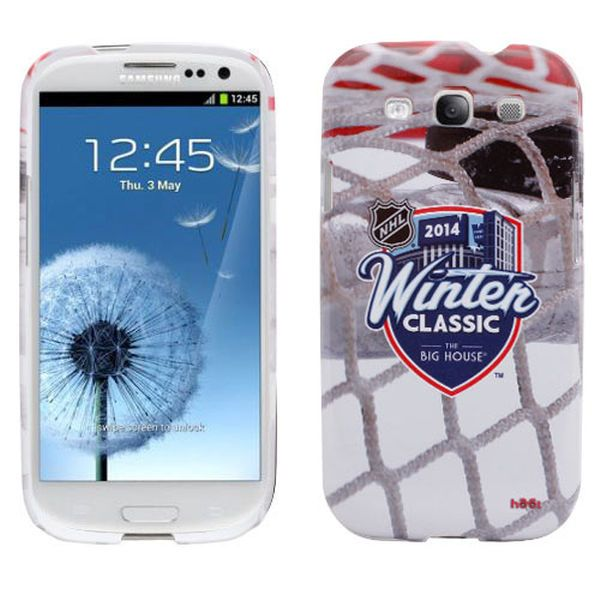 2014 Winter Classic Puck in Net Samsung Galaxy S3 Case - $14.99