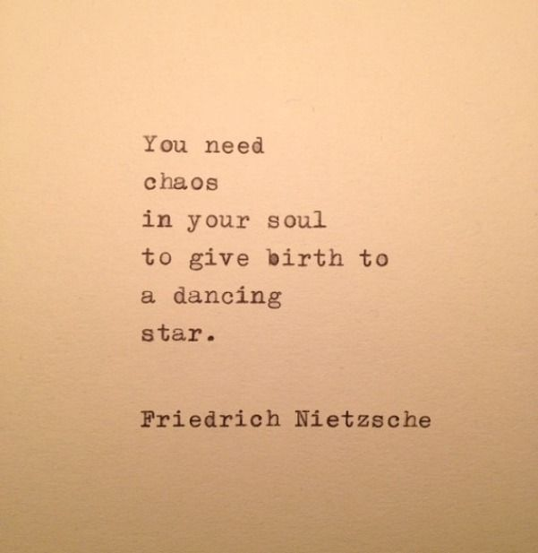 Friedrich Nietzsche via k.foley wellness