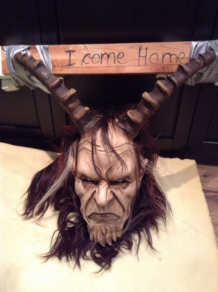 Krampus Masks is a non-profit organization dedicated to helping Krampus fans purchase authentic Krampus masks from traditional Krampus mask makers in Austria.