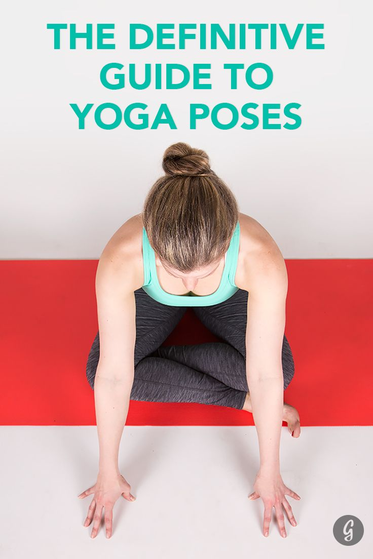 30 Yoga Poses You Really Need To Know #yoga #health #greatist