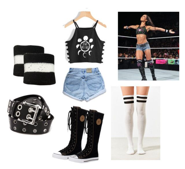 AJ Lee Fanmade Outfit | Outfits, Fashion, Women