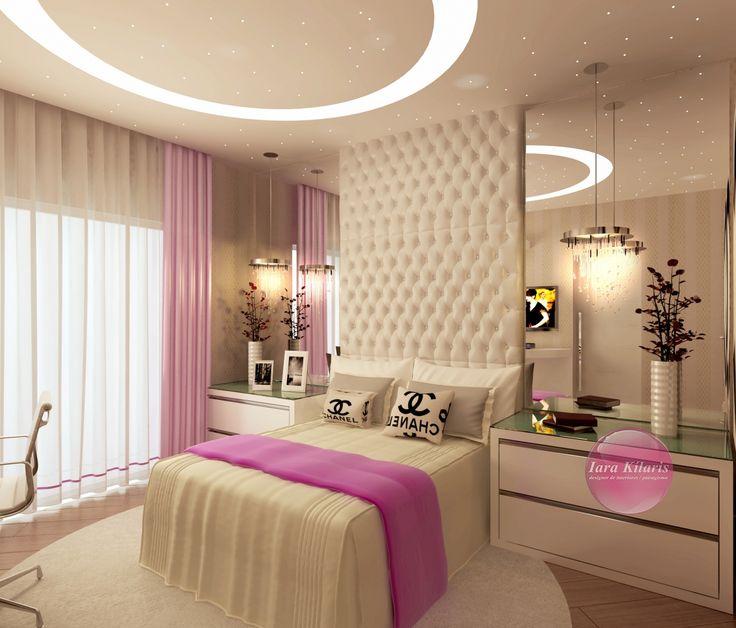 Designer de interiores Iara Kílaris