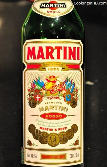 Red Vermouth - Martini Rosso