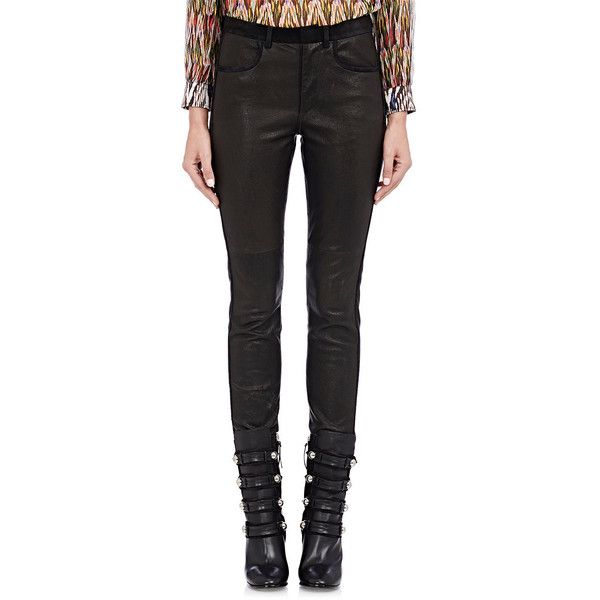 Famous 100 best Leather Pants images on Pinterest | Real leather, Black  YI74
