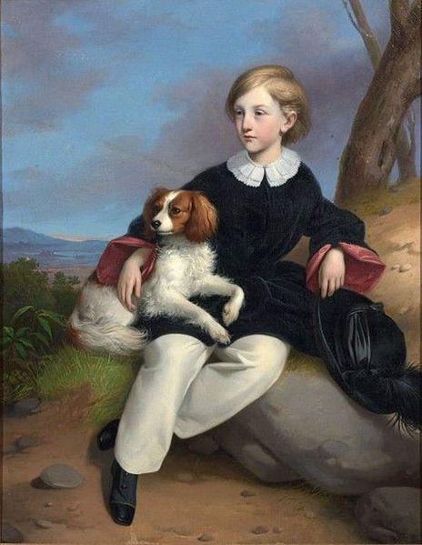 Francesco Hayez - Ritratto del Principe Filippo Massimo