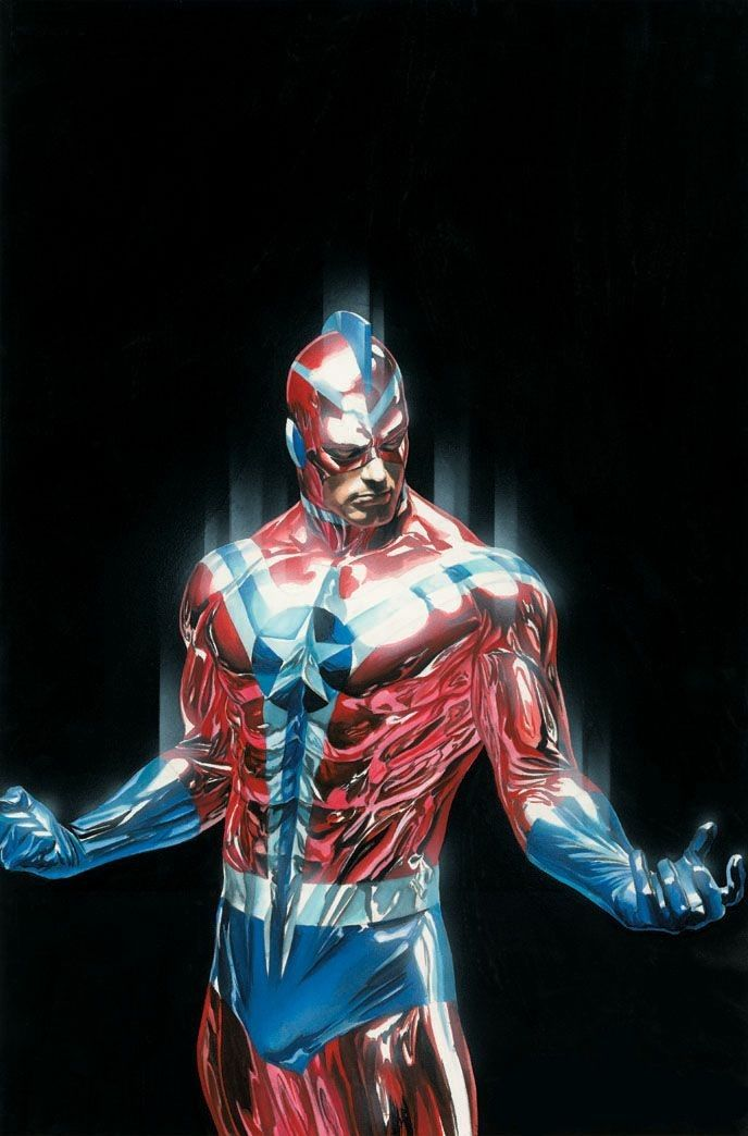 Citizen Steel by Alex Ross