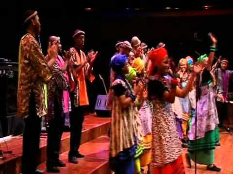 """""""Nkosi Sikelel (South African National Anthem)"""" By the Soweto Gospel Choir"""