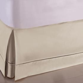 Saia para cama Box Queen - Ponto Palito Fend - Sultan